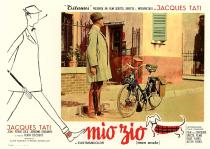 "affiche collection Plaizier "" Mio Zio"""