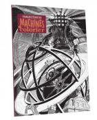 "Schuiten.Livre à colorier""machine à colorier"